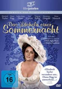 Das Lächeln einer Sommernacht (1977), DVD