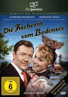 Die Fischerin vom Bodensee, DVD