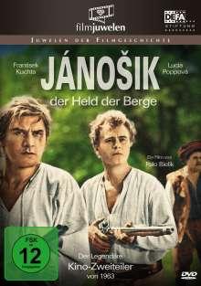 Janosik, Held der Berge, DVD