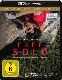 Free Solo (Ultra HD Blu-ray), Ultra HD Blu-ray
