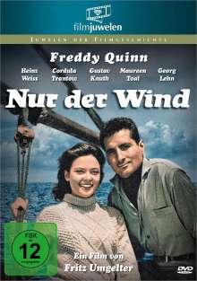 Nur der Wind, DVD