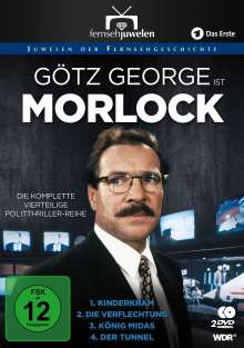 Morlock (Komplette Filmreihe), 2 DVDs
