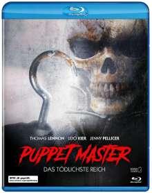 Puppet Master (2018) (Blu-ray), Blu-ray Disc
