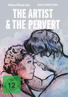The Artist & The Pervert, DVD