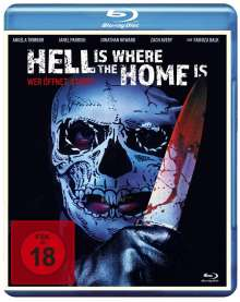 Hell Is Where The Home Is (Blu-ray), Blu-ray Disc