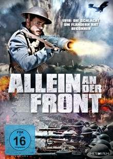 Allein an der Front, DVD