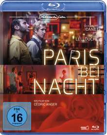 Paris bei Nacht (2018) (Blu-ray), Blu-ray Disc