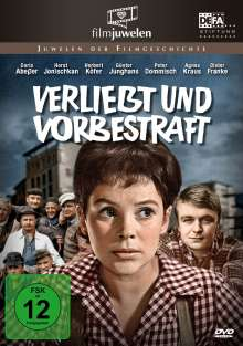 Verliebt und vorbestraft, DVD