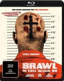 Brawl in Cell Block 99 (Blu-ray), Blu-ray Disc