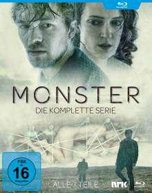 Monster (Komplette Serie) (Blu-ray), Blu-ray Disc