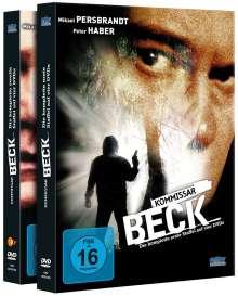 Kommissar Beck Staffel 1 & 2, 8 DVDs