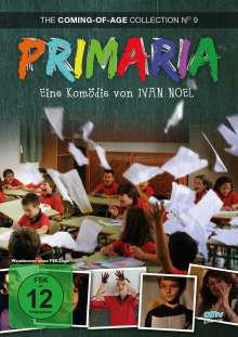 Primaria (OmU), DVD