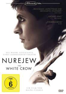 Nurejew - The White Crow, DVD