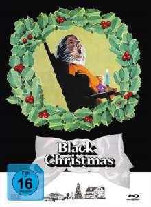 Black Christmas (1974) (Blu-ray & DVD im Mediabook), 2 Blu-ray Discs