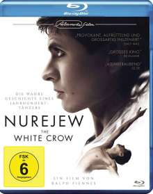 Nurejew - The White Crow (Blu-ray), Blu-ray Disc