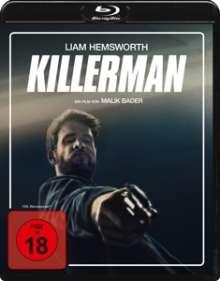 Killerman (Blu-ray), Blu-ray Disc