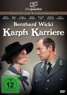 Karpfs Karriere, DVD