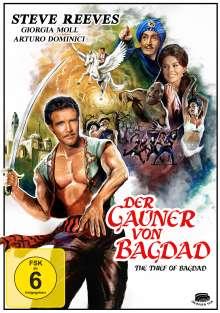 Der Gauner von Bagdad, DVD