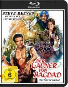 Der Gauner von Bagdad (Blu-ray), Blu-ray Disc