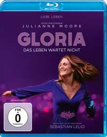 Gloria - Das Leben wartet nicht (Blu-ray), Blu-ray Disc