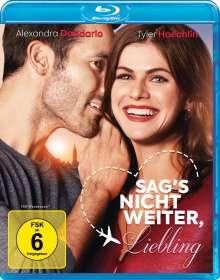 Sag's nicht weiter, Liebling (Blu-ray), Blu-ray Disc