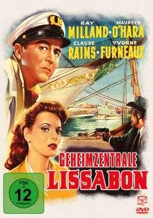 Geheimzentrale Lissabon, DVD