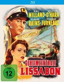 Geheimzentrale Lissabon (Blu-ray), Blu-ray Disc