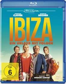 Ibiza - Ein Urlaub mit Folgen (Blu-ray), Blu-ray Disc