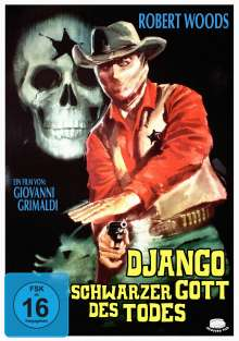 Django - Schwarzer Gott des Todes, DVD