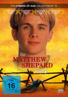 Die Matthew Shepard Story, DVD