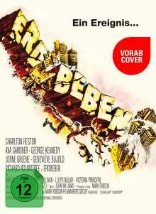 Erdbeben (1974) (Blu-ray & DVD im Mediabook), 2 Blu-ray Discs und 1 DVD