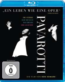 Pavarotti (2019) (Blu-ray), Blu-ray Disc
