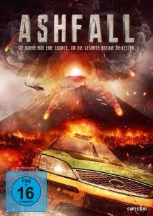 Ashfall, DVD