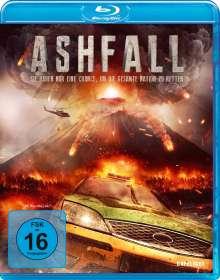 Ashfall (Blu-ray), Blu-ray Disc