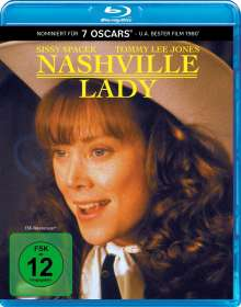 Nashville Lady (Blu-ray), Blu-ray Disc