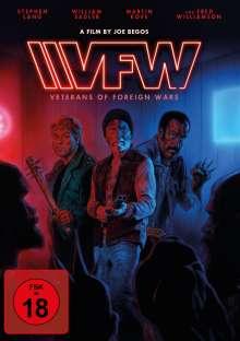 VFW - Veterans of Foreign Wars, DVD