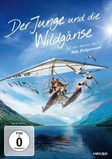 Der Junge und die Wildgänse, DVD