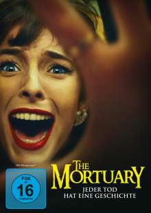 The Mortuary, DVD