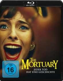 The Mortuary (Blu-ray), Blu-ray Disc