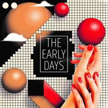 The Early Days Vol.2 (Post Punk, New Wave, Britpop & Beyond), 2 LPs und 1 CD