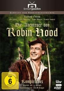 Die Abenteuer von Robin Hood (Die ARD-Gesamtedition), 8 DVDs