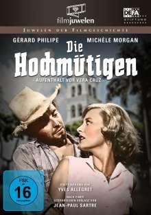 Die Hochmütigen (Aufenthalt vor Vera Cruz), DVD