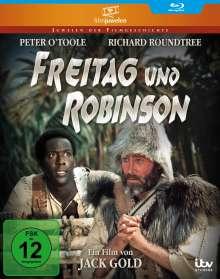 Freitag und Robinson (Blu-ray), Blu-ray Disc