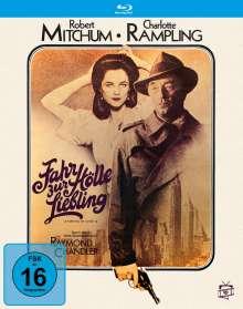 Fahr zur Hölle, Liebling (Blu-ray), Blu-ray Disc