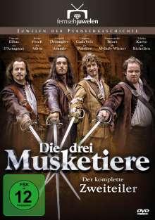 Die drei Musketiere (2005), DVD
