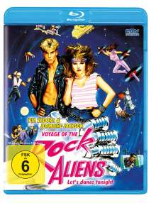 Voyage of the Rock Aliens (Blu-ray), Blu-ray Disc