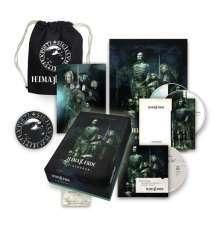 Heimatærde: Eigengrab (Limited Numbered Boxset), 3 CDs und 1 Merchandise
