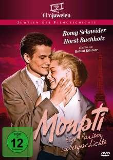 Monpti, DVD