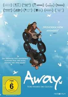 Away - Vom Finden des Glücks, DVD