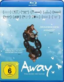 Away - Vom Finden des Glücks (Blu-ray), Blu-ray Disc
